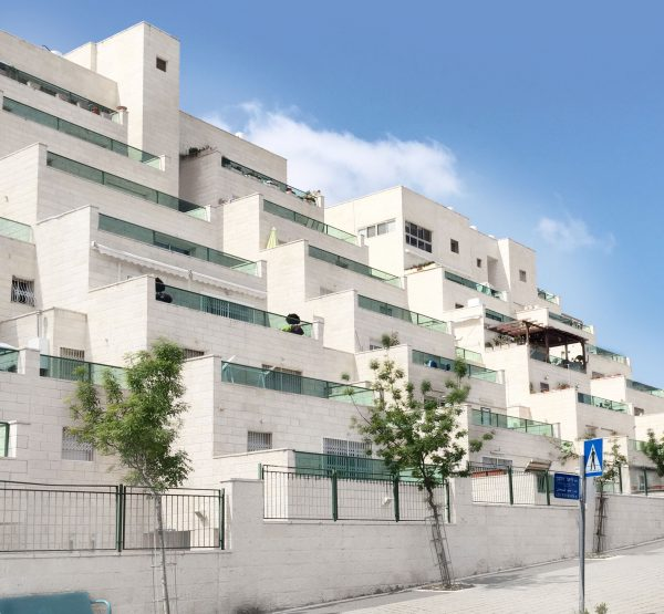 פרויקט: 'מורדות בית וגן', ירושלים