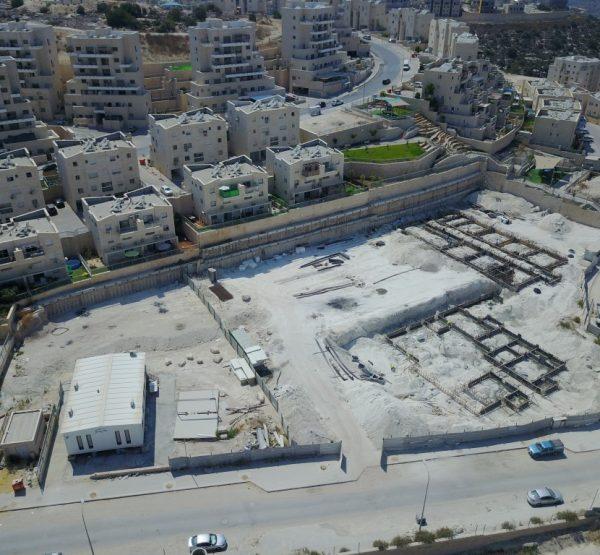 בית ספר בבניה רמת בית שמש ג
